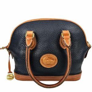 Dooney & Bourke VTG 90s All Weather Leather Bag